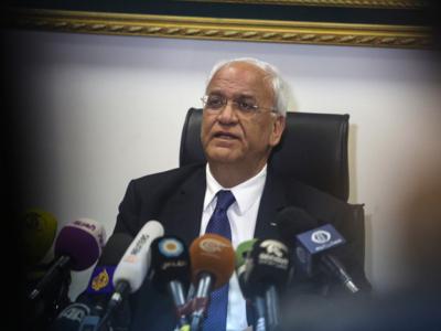 Le haut dirigeant palestinien Saeb Erekat est mort