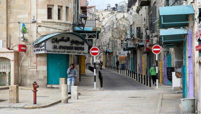 Des religieux de Terre Sainte : «N'oubliez pas les Palestiniens !»