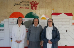 Caritas Baby Hospital, un adieu douloureux et plein de reconnaissance