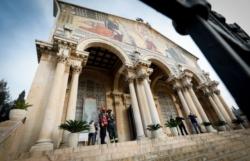 Un acte de vandalisme incendiaire à Gethsémani