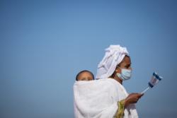 La lente et complexe immigration des derniers juifs d'Éthiopie vers Israël