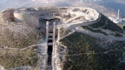Nouvelles découvertes à l'Hérodion, le mausolée d'Hérode