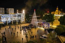 Quand un journaliste vit son premier Noël à Bethléem une année de pandémie