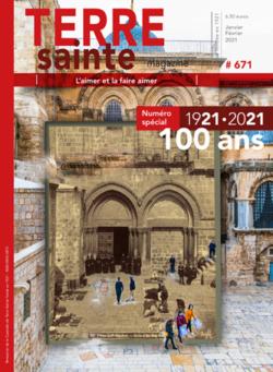 Terre Sainte n. 1/2021 – Sommaire