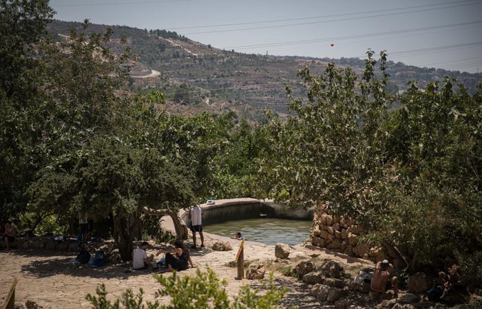 Quand la sururbanisation menace les abords de Jérusalem