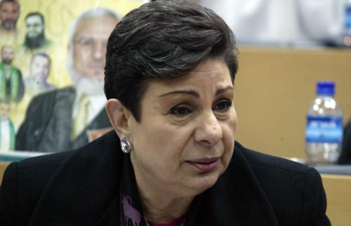 Hanan Ashrawi : « Maintenant, je vais soutenir les jeunes et les femmes »