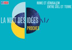 Zoom le 28/01 : Rome et Jérusalem entrent en dialogue