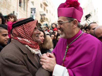 Mgr Pizzaballa nommé patriarche