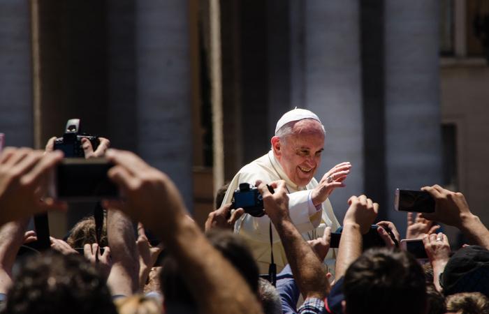 Diplomatie : le Pape plaide pour un « Moyen-Orient pluriel »
