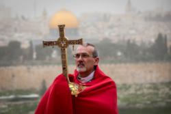 Pizzaballa : la paix en Terre Sainte viendra de la base