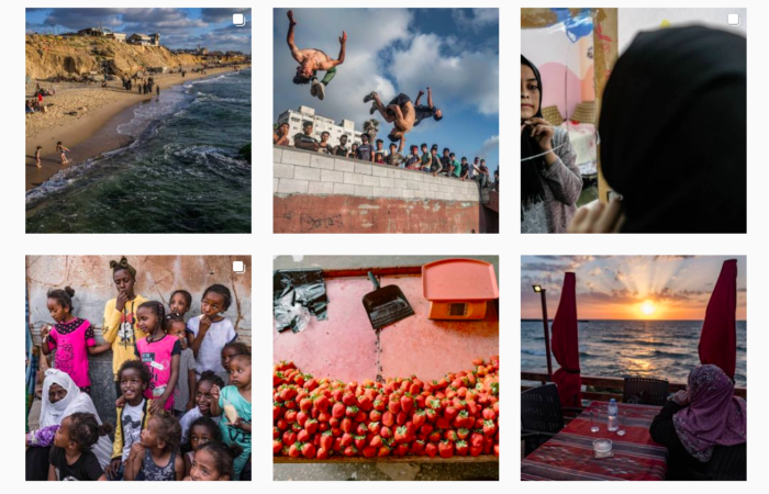 Fatima Shbair: «Avec mes photos, j'essaye de raconter le vrai Gaza»
