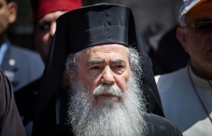 Unité orthodoxe: nouvel appel du patriarche Theophilos III