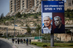 Elections en Israël: deux blocs et un vrai casse-tête