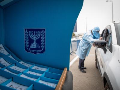 Voter en temps de Covid : Israël fait preuve de créativité