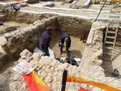 De riches découvertes dans le quartier arménien de Jérusalem
