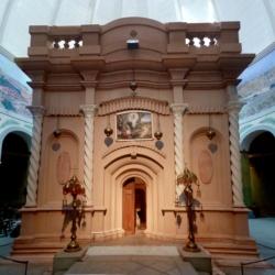 À Angers, l'insolite réplique du Saint-Sépulcre de Jérusalem
