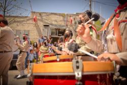 À Ramallah, des festivités pascales orthodoxes sous le signe du retour à la normale