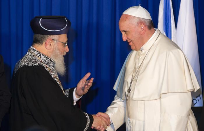 Le Vatican lance sa toute première licence en études juives
