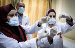 Vaccinations au Moyen-Orient, les premiers et les derniers