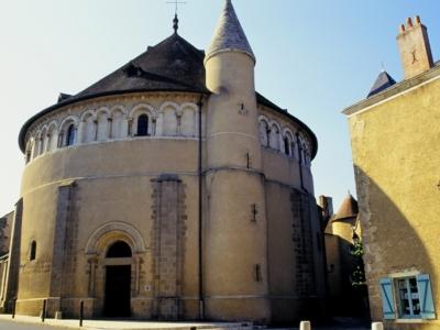 À Neuvy-Saint-Sépulchre, ces traces de Jérusalem