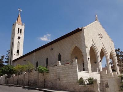 L'Eglise veut poursuivre son travail avec le Roi de Jordanie