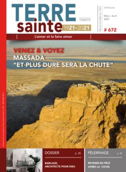 Terre Sainte n. 2/2021 – Sommaire