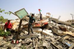 Israël-Palestine: des chrétiens dans la guerre