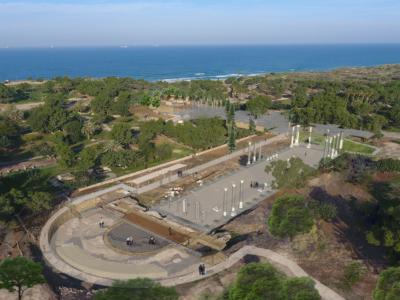 Ashkelon ou la renaissance d'une basilique romaine grandiose