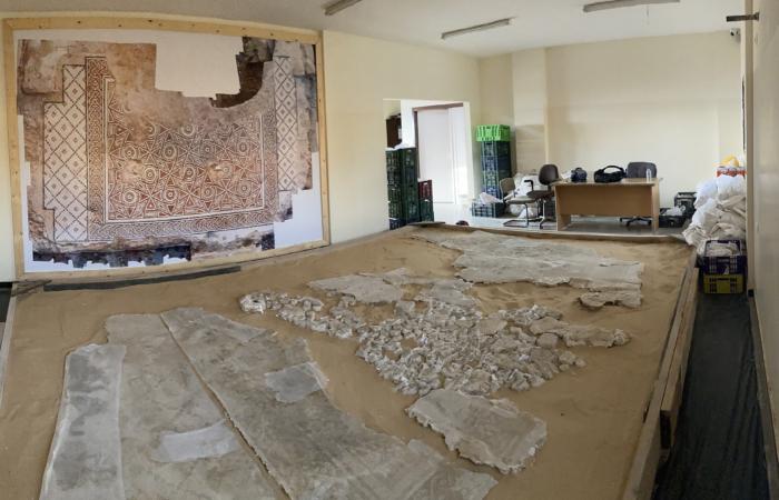 Une autre Gaza: celle d'une archéologie en mouvement