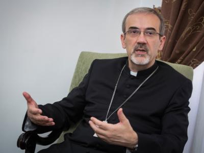 Mgr Pizzaballa : « Construire des ponts plutôt que de garder des murs »