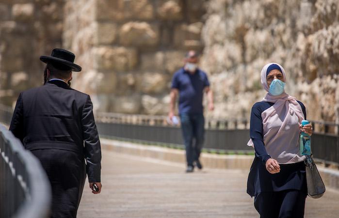 Israël, un pays multiethnique en chiffres