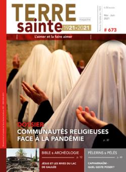 Terre Sainte n. 3/2021 – Sommaire