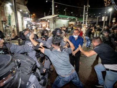 """""""La paix exige la justice"""": l'appel du Patriarcat latin après les violences à Jérusalem"""