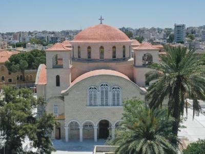 La nouvelle cathédrale orthodoxe de Nicosie a été consacrée