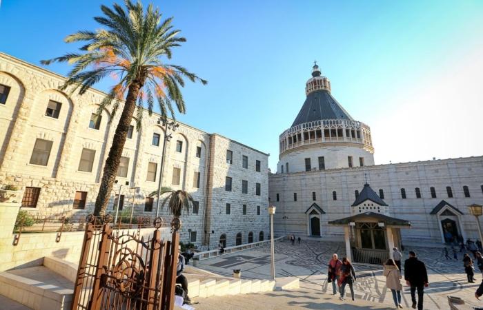 A Nazareth, l'Orient va être consacré à la Sainte Famille