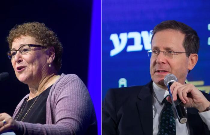 Nouveau Président en Israël : qui sont les deux candidats en lice ?