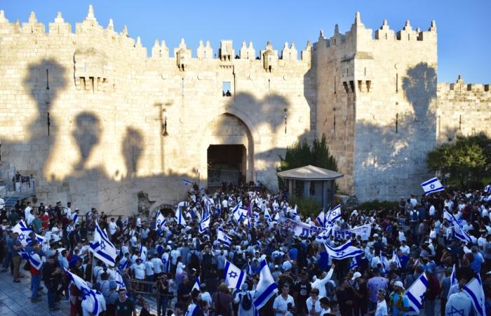 Une «marche des drapeaux» sous tension à Jérusalem