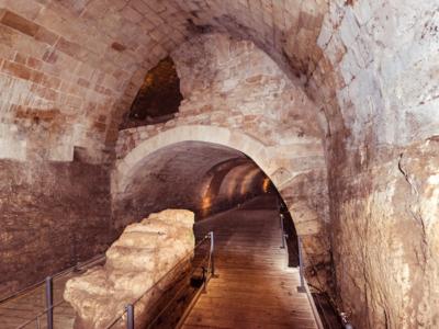 Sur la trace des Templiers à Saint-Jean-d'Acre