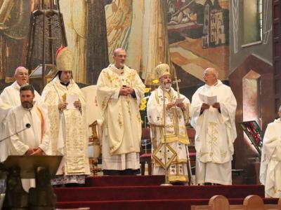 Journée de la paix pour l'Orient et consécration à la Sainte Famille
