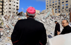 Le Patriarche de Jérusalem en visite pastorale à Gaza : «Ne perdez pas courage et espoir».