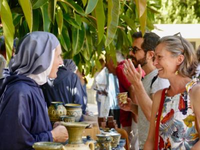Journée d'amitié et de soutien aux communautés religieuses de Terre Sainte