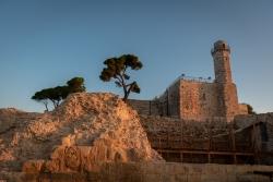 Des incendies criminels autour de la Tombe de Samuel ?