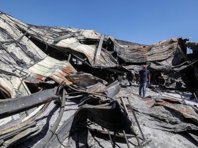 Deux mois après le cessez-le-feu, l'économie de Gaza au plus mal