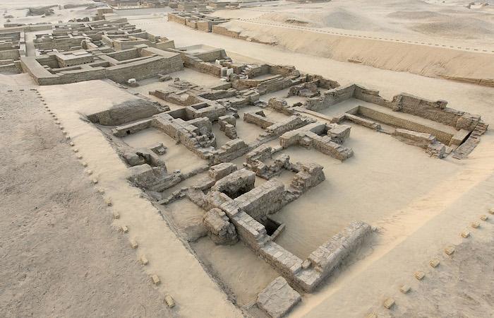Tebtynis, à la recherche des premiers chrétiens