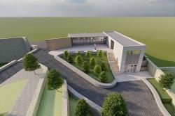 Vidéo: Un nouveau centre d'accueil pour pèlerins au Champ des Bergers