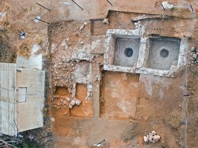 Ramat Ha-Sharon, les traces d'une histoire vieille de 1500 ans