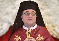 Mgr George Masri, nouvel archevêque grec-melkite à Alep