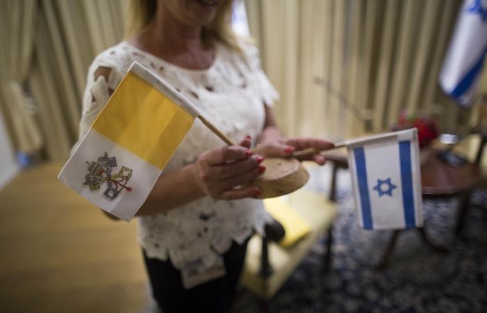 En partance, l'ambassadeur d'Israël au Vatican fait le bilan