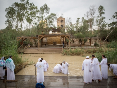 Le Moyen-Orient veut miser sur le tourisme religieux