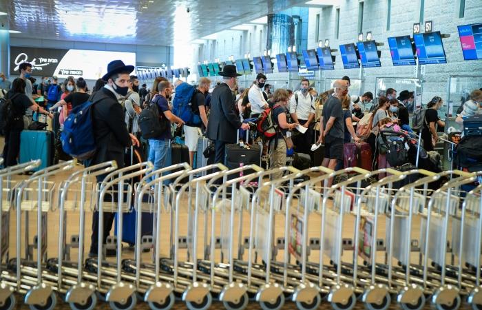 Israël à nouveau accessible aux groupes de touristes vaccinés